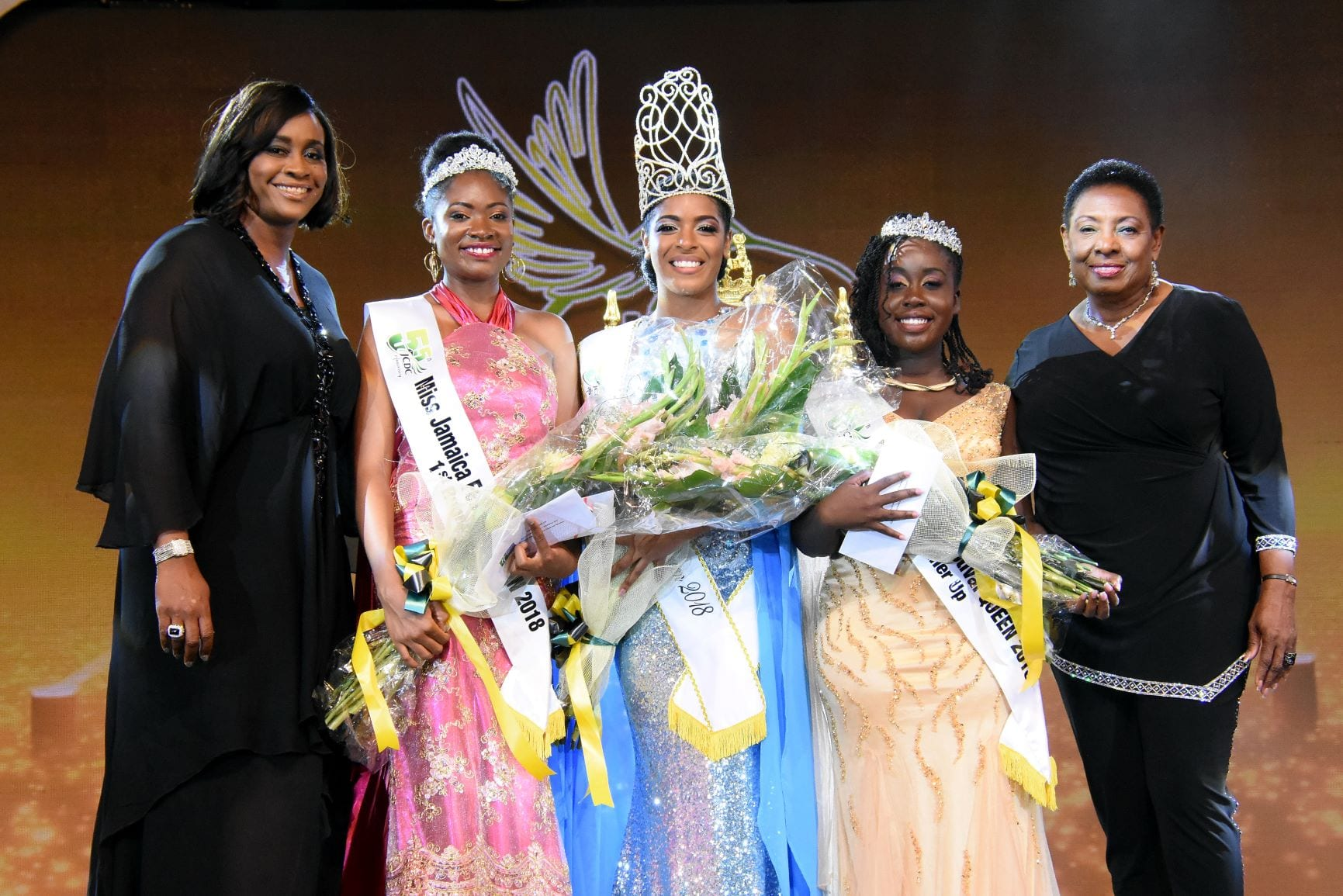 Miss Jamaica Festival Queen 2018